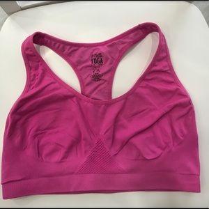 Victoria Secret Pink Yoga Sports Bra